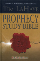 *TIM LAHAYE PROPHECY STUDY BIBLE (Hardcover)