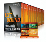 Left Behind Soft Cover Set